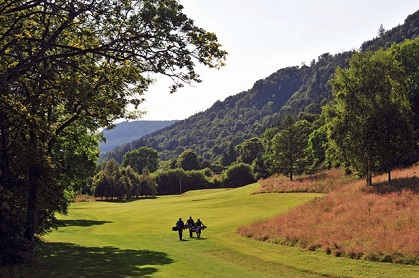 Golf in the Aberfeldy Area